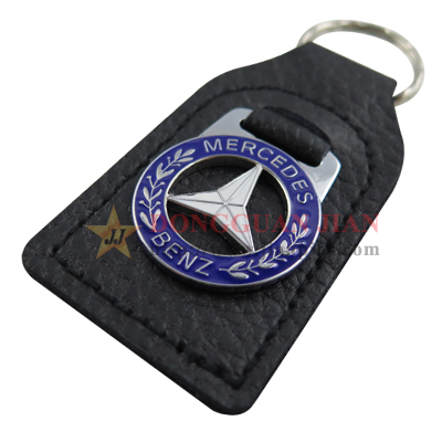 Promotional leather products: Wallet, Key FOB, Bracelet