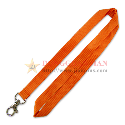 orange ECO friendly lanyards
