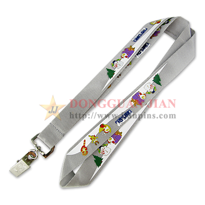 fashionable nylon lanyards