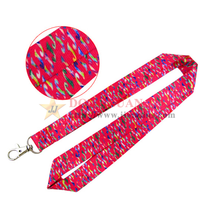 nylon lanyards supplier