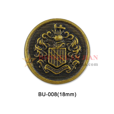 HIgh Quality Brass Buttons From Professional Button Maker
