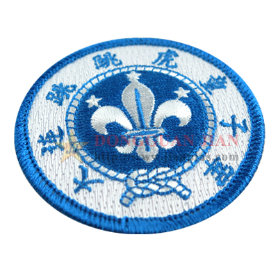 Custom Boy and Girl Scouts Patches/Neckerchiefs/Woggles/Bolo