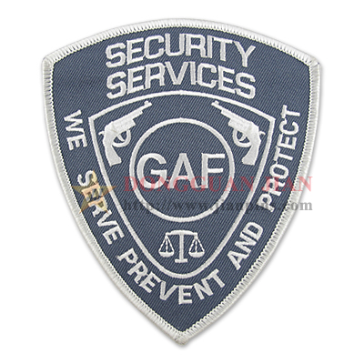 wholesale security officer patches