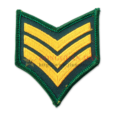 rank insignia manufacturer