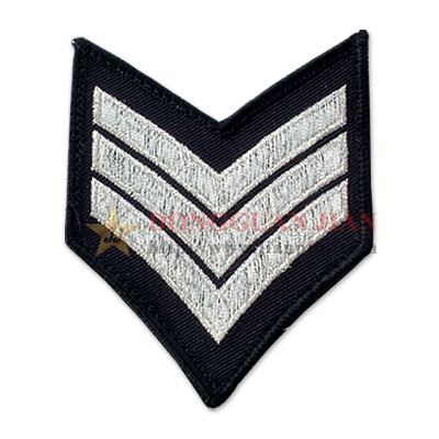 customized rank insignia