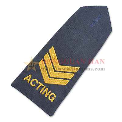 acting epaulettes for sale