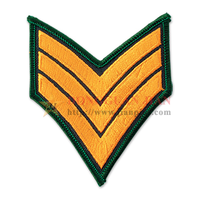 Custom Rank Insignia