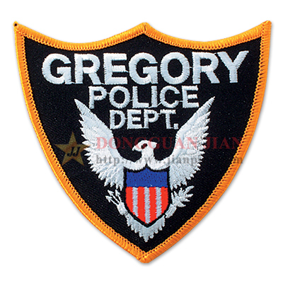 Specialized Police Patches