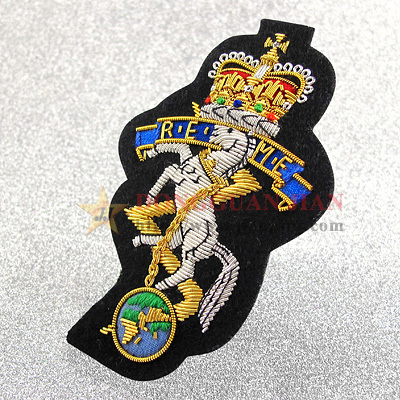 bullion badges manufacturer