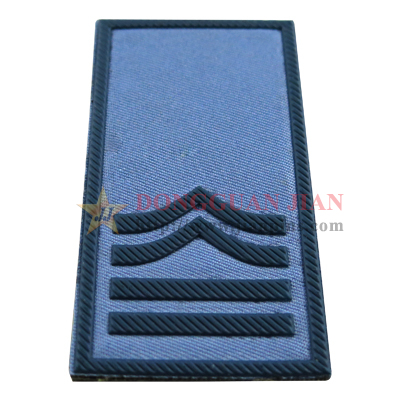 Embossed PVC Epaulettes / Shoulder-loop