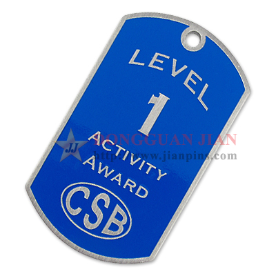 Custom Dog Tags For Awards