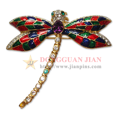 Dragonfly Brooches And Pins