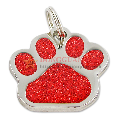 Cute Paw Pet Tags