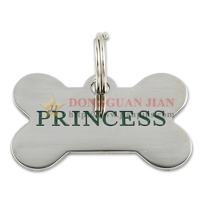 Lovely Metal Tags For Dog