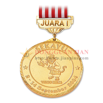 Personalized Award Medals