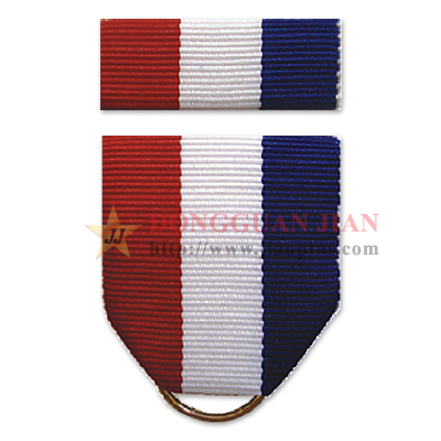 Short Medal Ribbon Drape