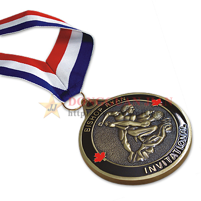 Custom Zinc Alloy Medals