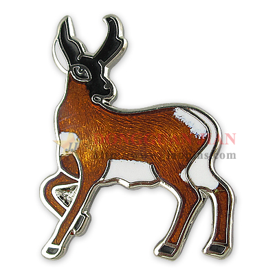 Cute Animal hard enamel pin