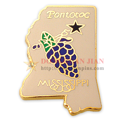customized pins factory