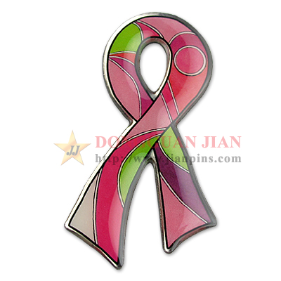 Print Ribbon Pins