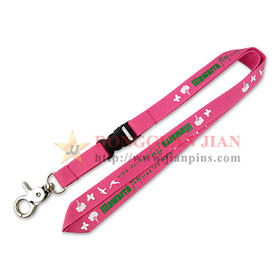 Adorable Pink Lanyards