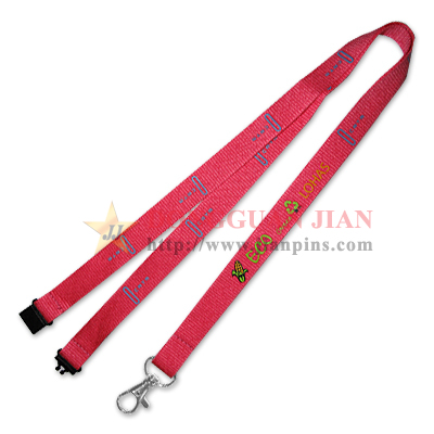 Eco-friendly Bulk Lanyards