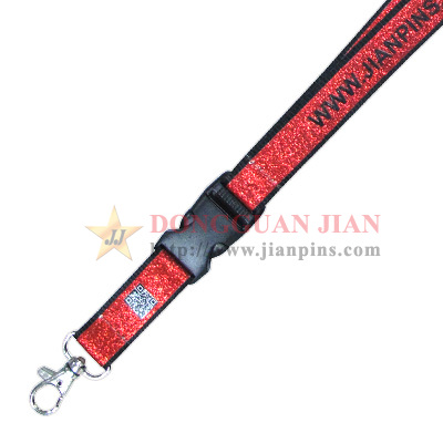 Fashion Glitter Lanyards