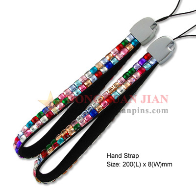 Gem Phone Neck Straps