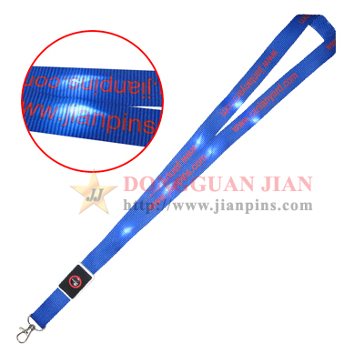 Appealing LED Lanyards