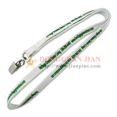 Promotional Tubular Lanyards