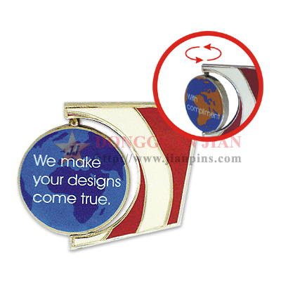 enamel lapel pin maker