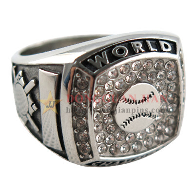 Fashion Jewelry Rings With Rhinestones