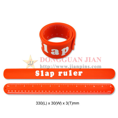 Silicone Slap Rulers