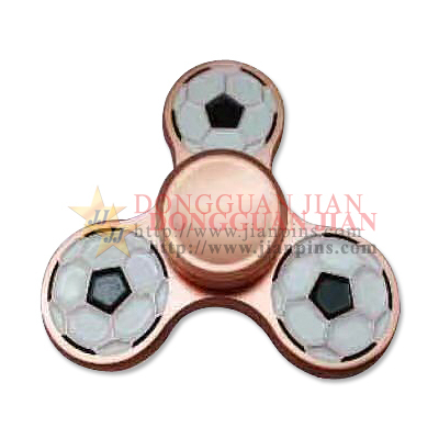 Metal Aluminum Tri Spinner Fidget Toy Hand Spinner for Adults Kids