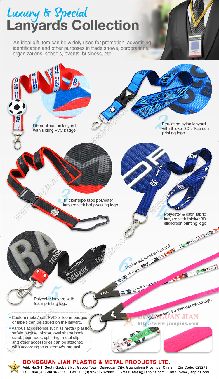 Luxurious&Special Lanyard
