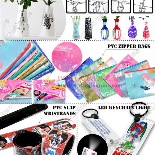 Affordable Innovated PVC Products, PVC Flower Vase, PVC Bag From JIAN