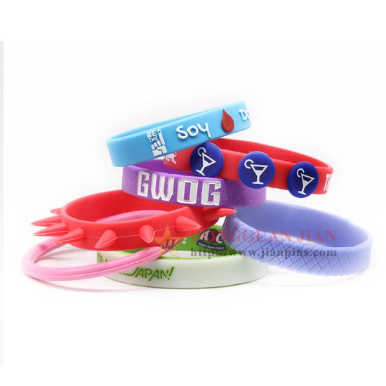 Silicone Wristbands/ Bracelets