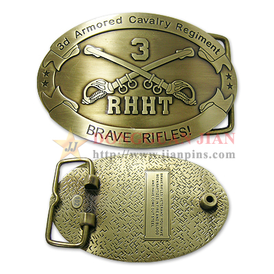 Custom Belt Buckles