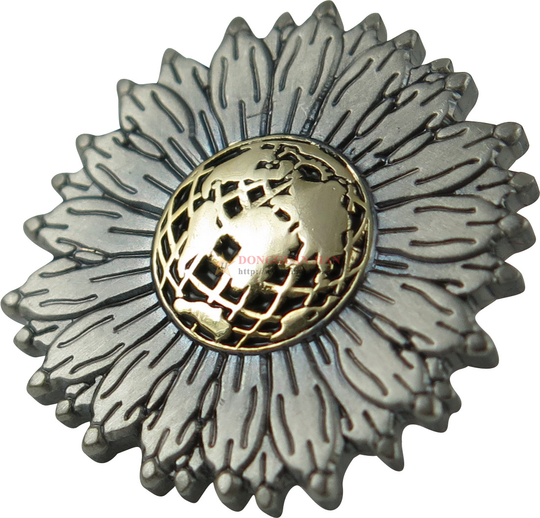Pewter Badges