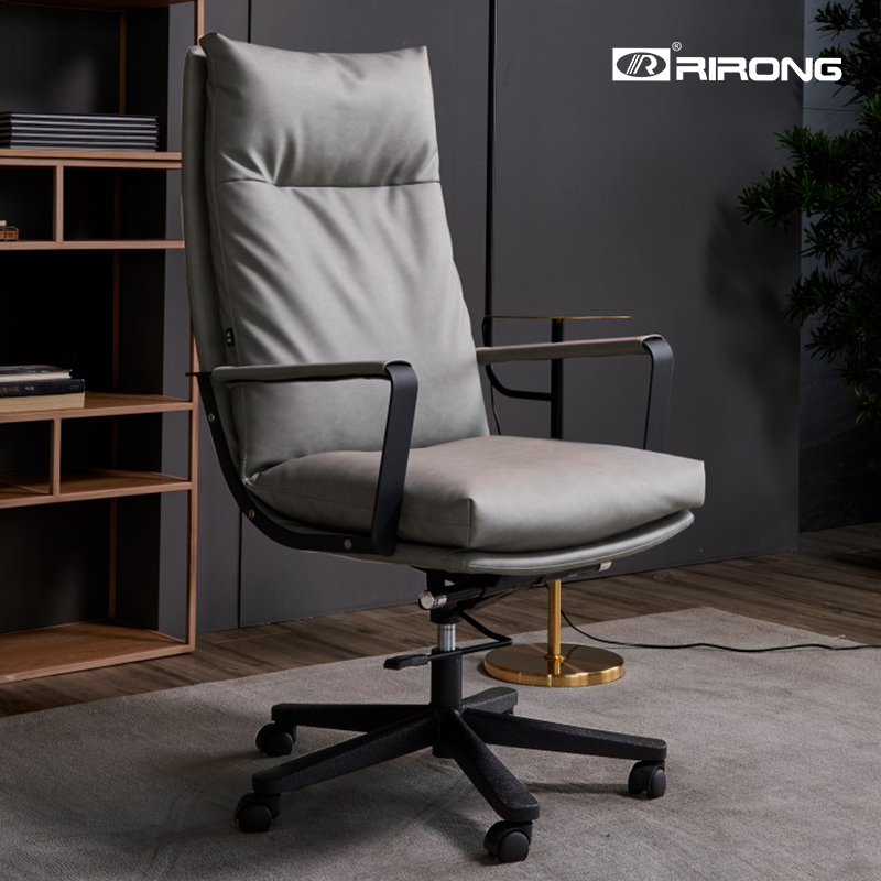 RR-A980-1 Leather executive chair
