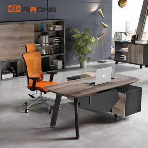 RR-NW-001-Wood office table
