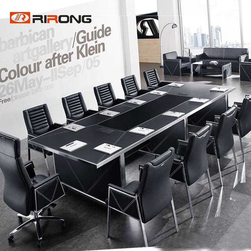 Dk-Black meeting table