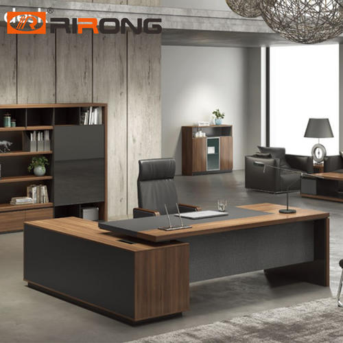 RR-KQ-Wooden manager desk