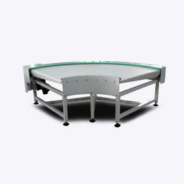 Food Grade Knife Edge Flat Belt Conveyor
