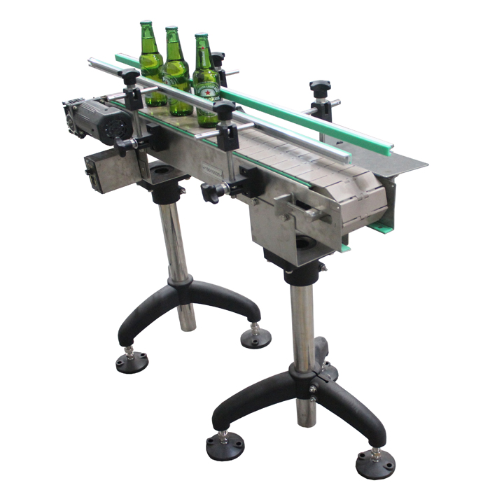 POM Flat Belt Conveyor for Bottles