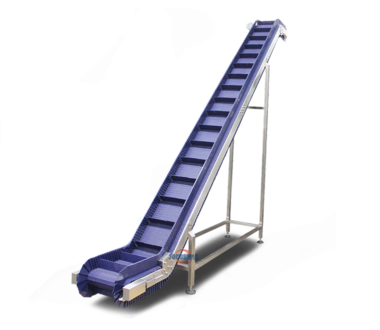 OEM Cleated Belt Conveyor Supplier