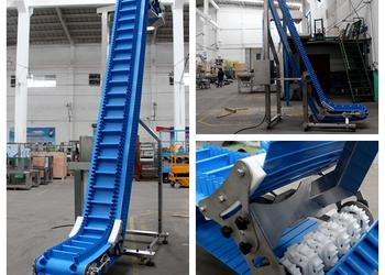 Why Choose Easy-to-clean PU Belt Conveyor