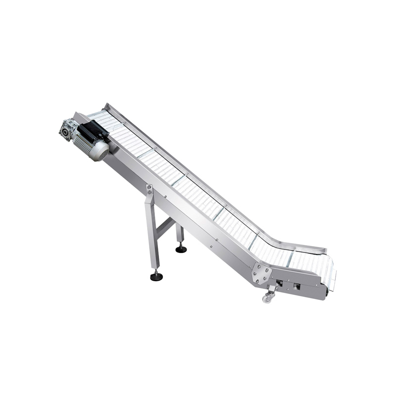 Output Conveyor for Taking Away Finished Products