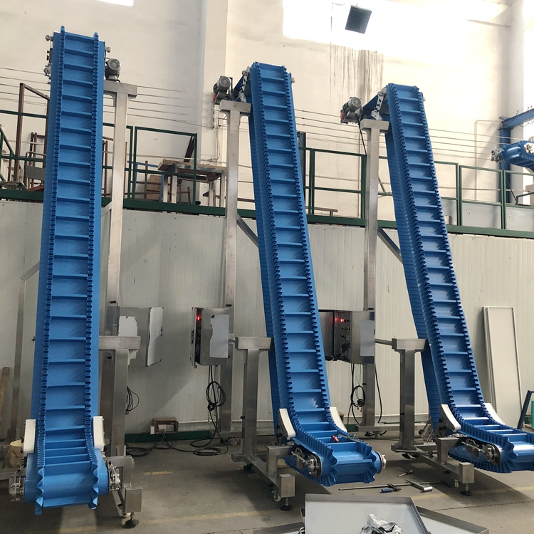 Customized Food Grade Sanitary PU Belt Conveyor