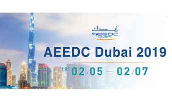 CINGOL in AEEDC Dubai Feb.2019